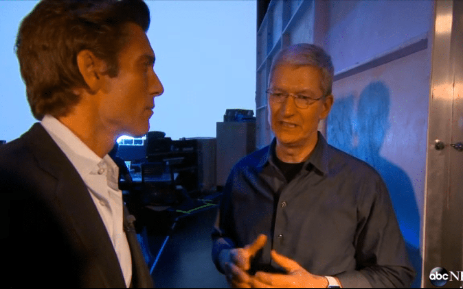 ABC News goes one-on-one with Tim Cook to talk Apple Watch and Steve Jobs