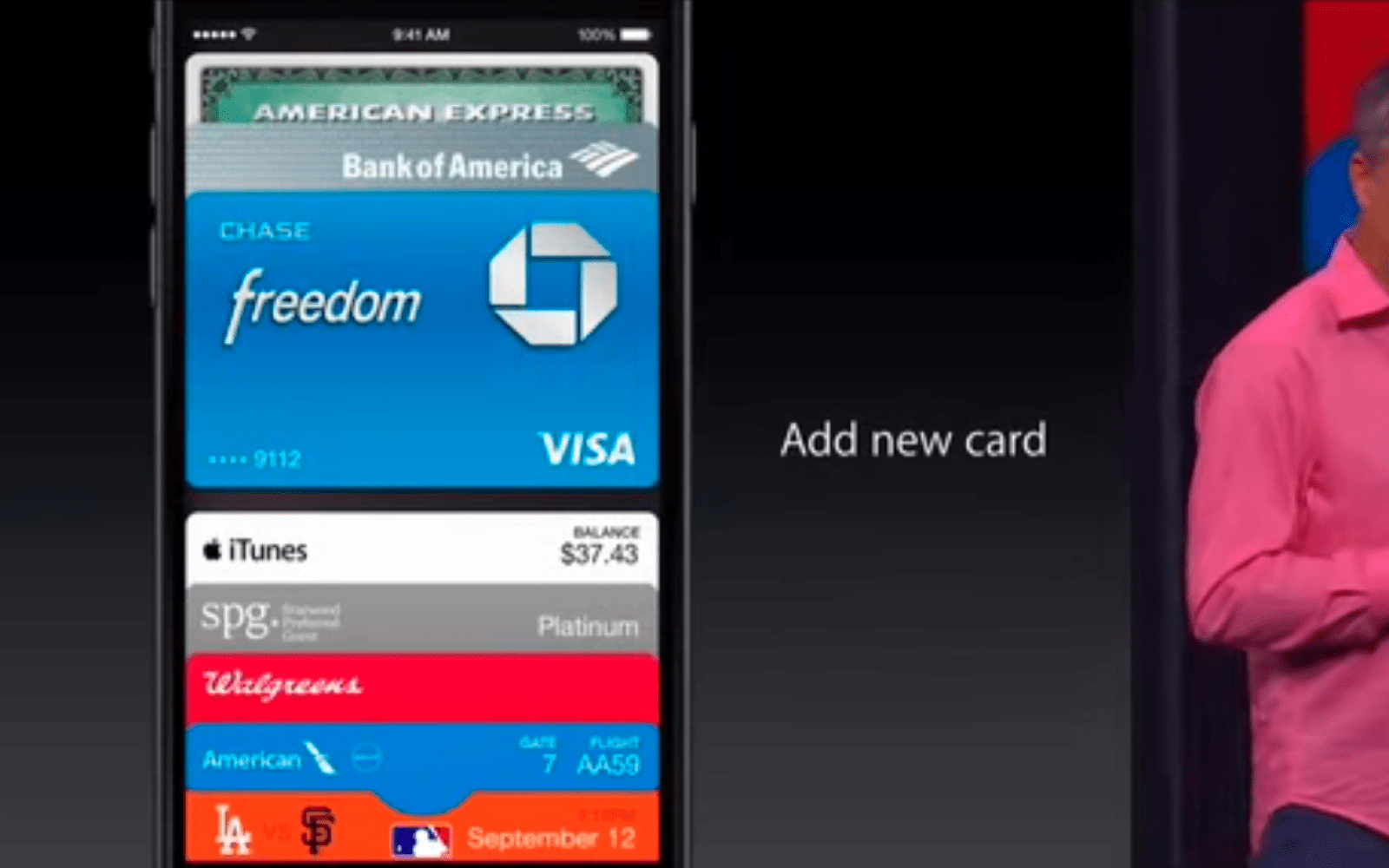 Apple Pay launch partner USAA says support arriving Nov. 7