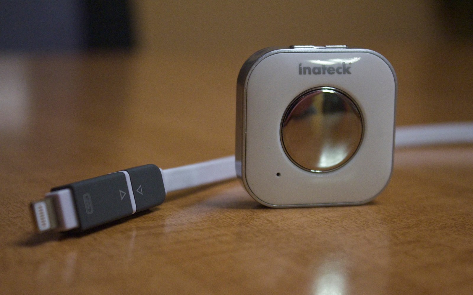 Review combo: Inateck Bluetooth Audio Receiver and Micro USB Cable with Lightning Adapter