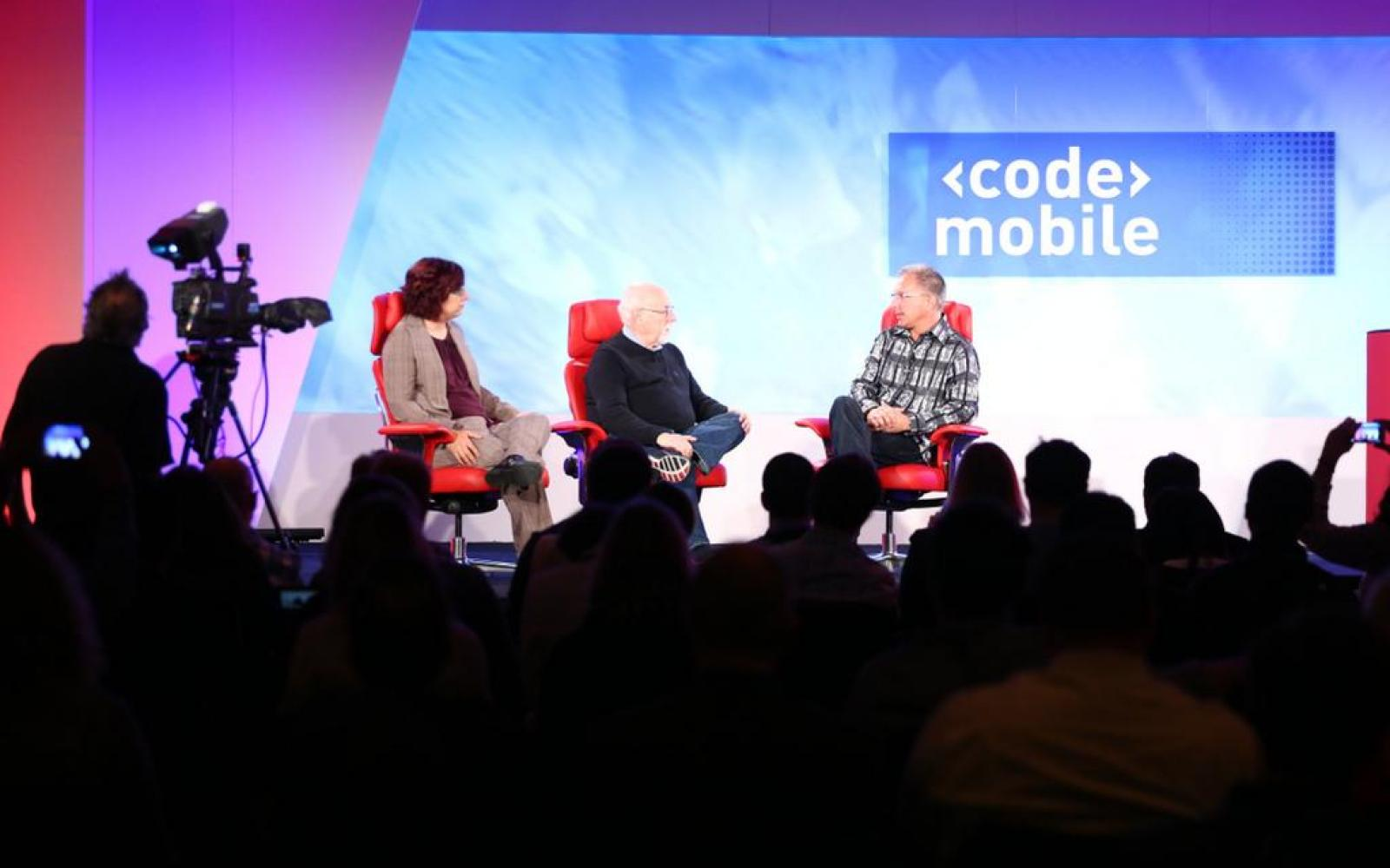 Full video from Apple VP Greg Joswiak's Code/Mobile conference interview now available