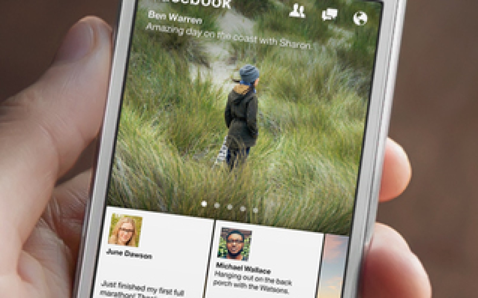 Facebook updates Paper app for iPhone 6 and 6 Plus, fixes issues