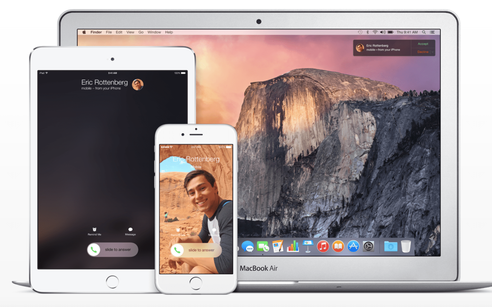 Yosemite & iOS 8 How-to: Send and receive phone calls from your Mac and iPad