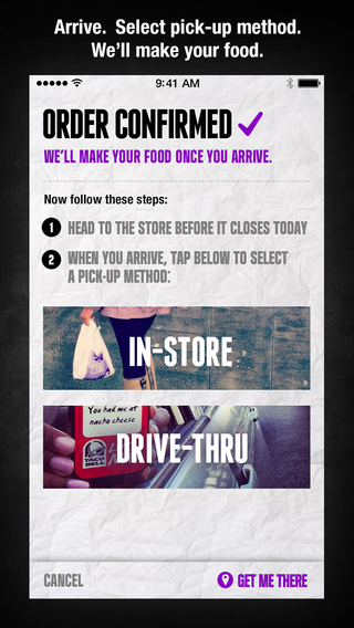 Taco Bell iPhone1