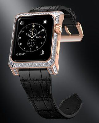 yvan-arpa-pine-apple-gold-diamonds-apple-watch-4