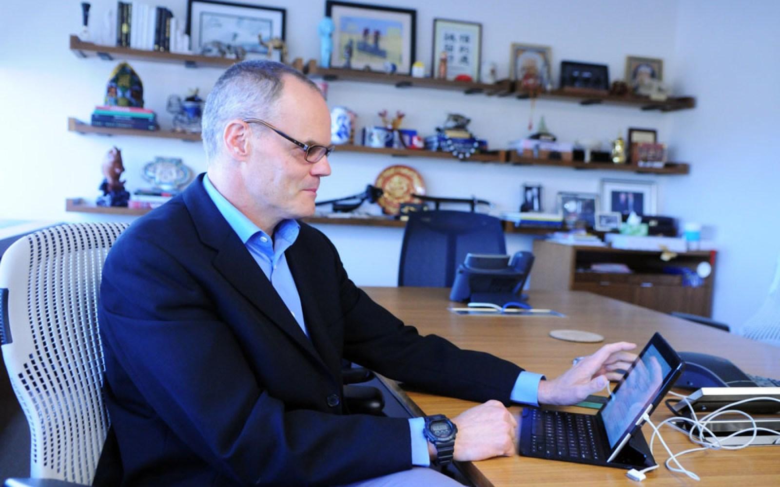 Starwood CEO says iPads make CEOs more productive than PCs