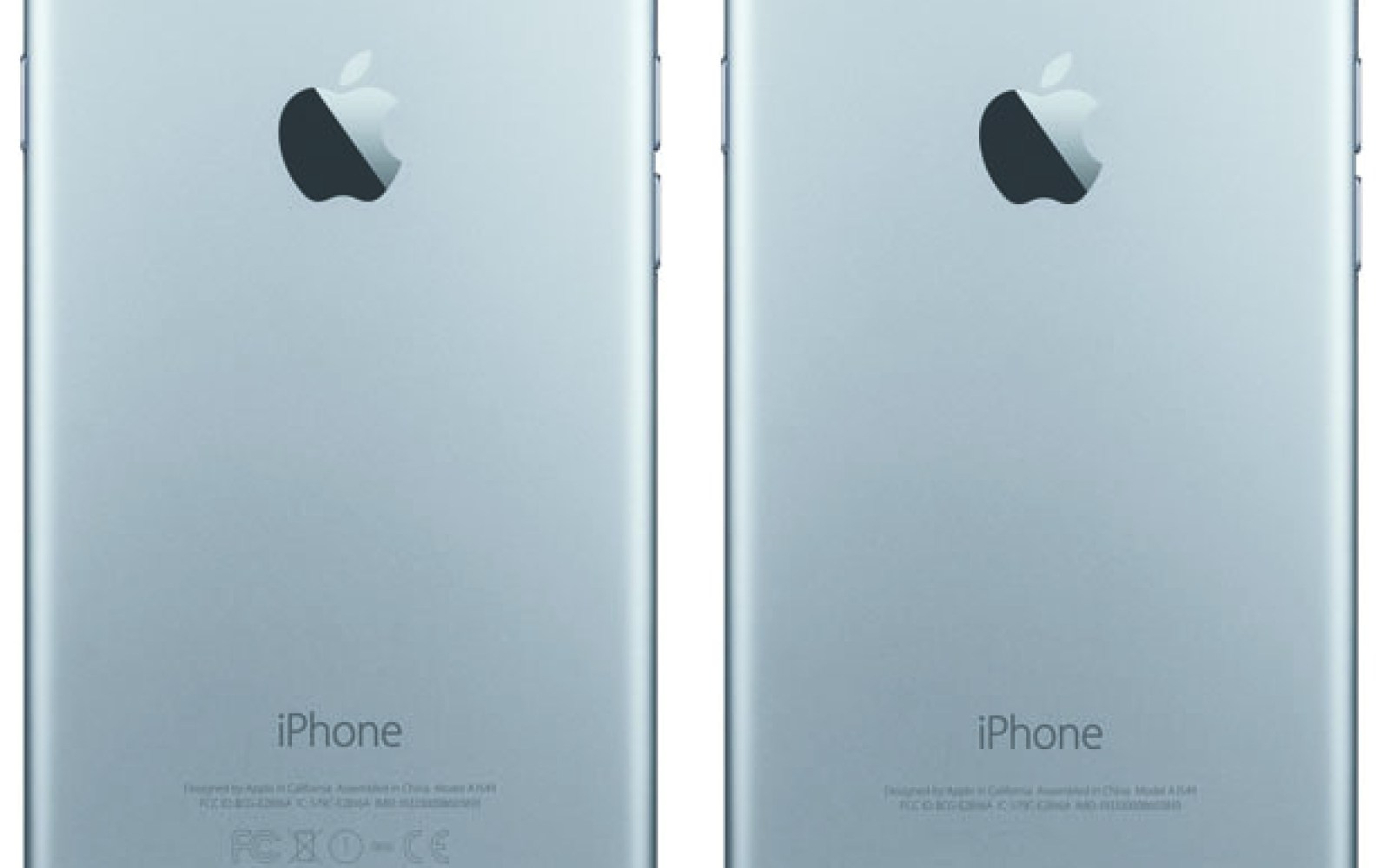 Back of iDevices set to lose ugly FCC markings as E-Label Act signed by President Obama
