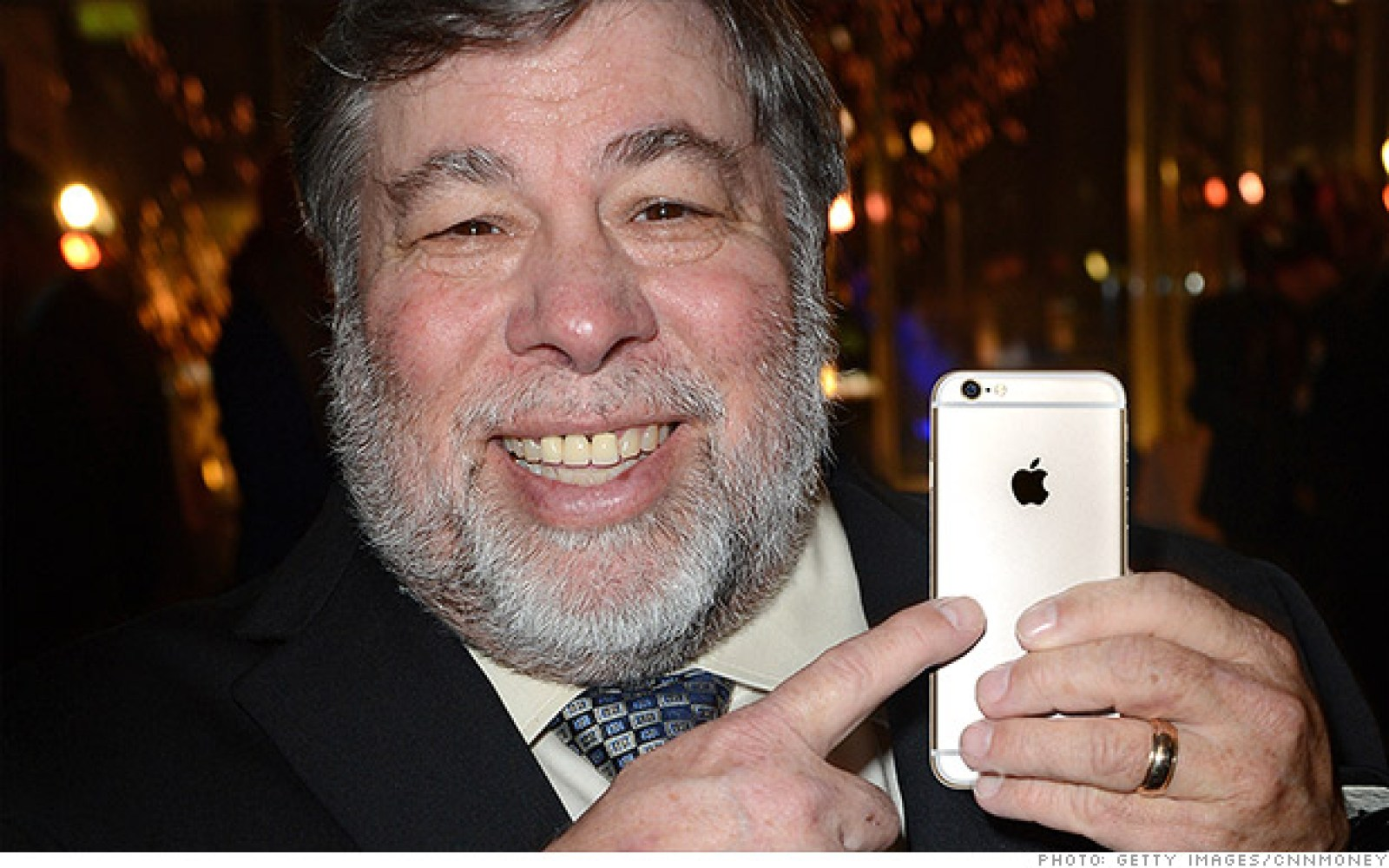 Steve Wozniak thinks Apple should have made a larger iPhone three years ago