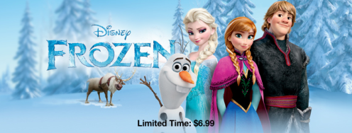frozen-itunes-soundtrack-deal