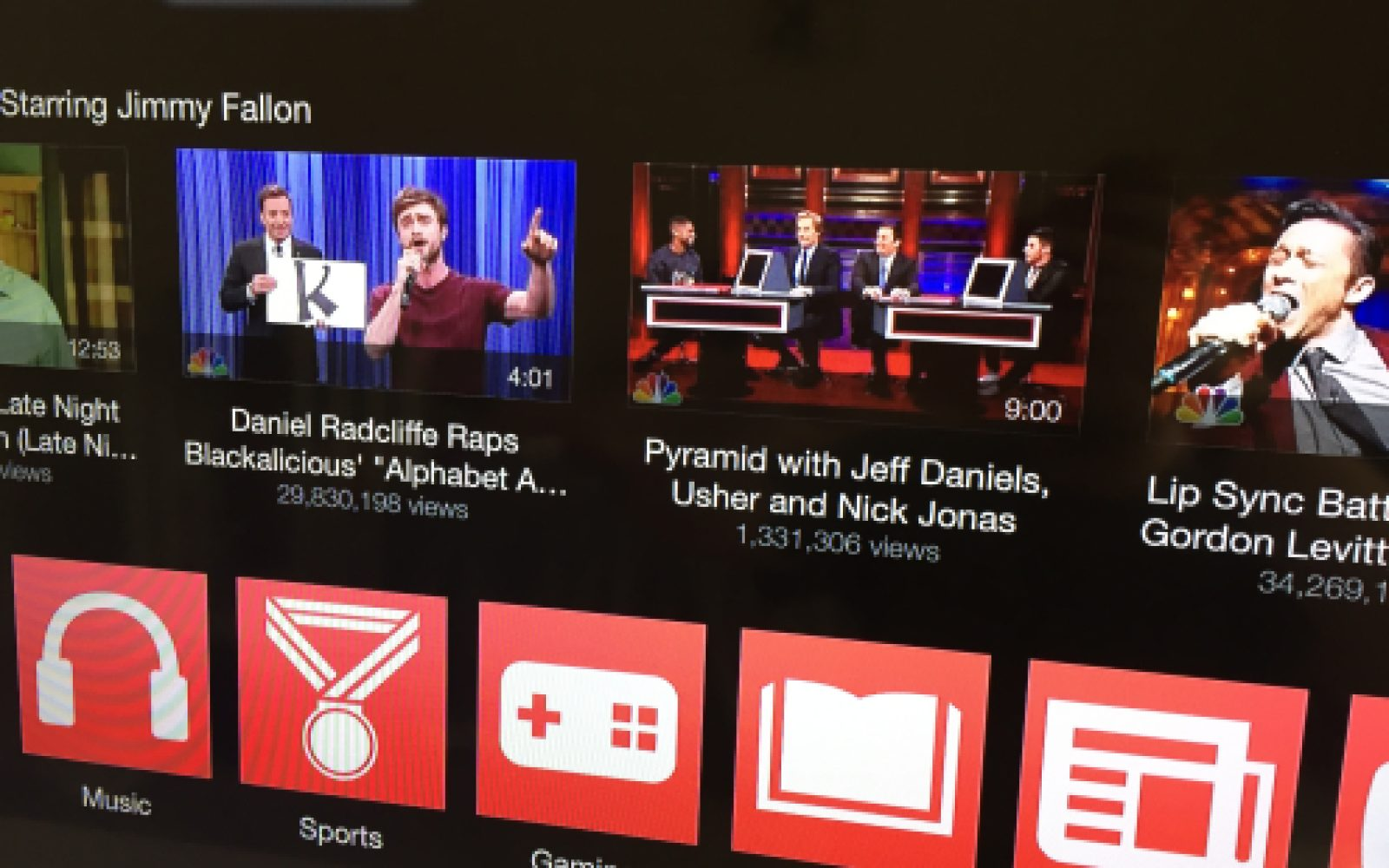 Apple TV adds revamped YouTube app (with ads), new channels from DailyMotion, UFC and more