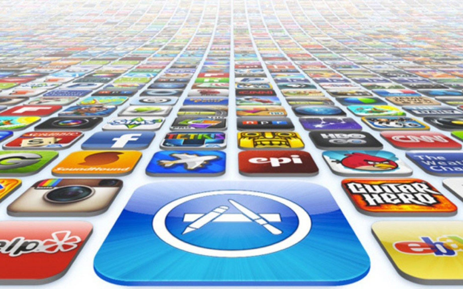 Android won the download race last year, but iOS made the money, app analytics show