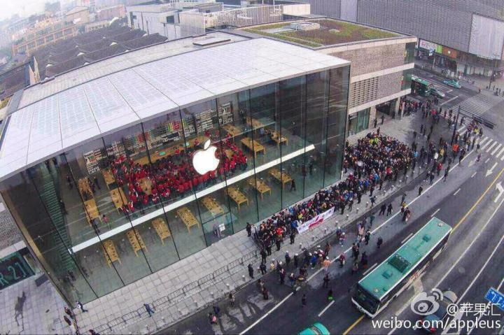 Westlake Apple Store China 4