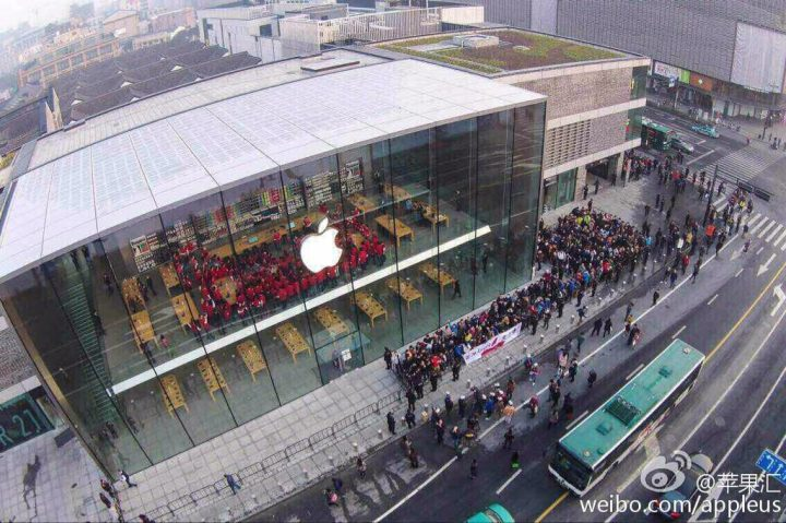 Westlake Apple Store China 4