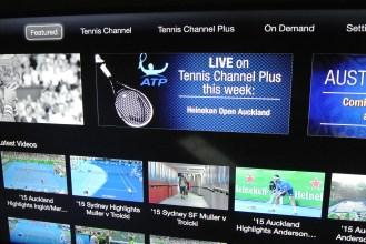 Apple TV Tennis Channel
