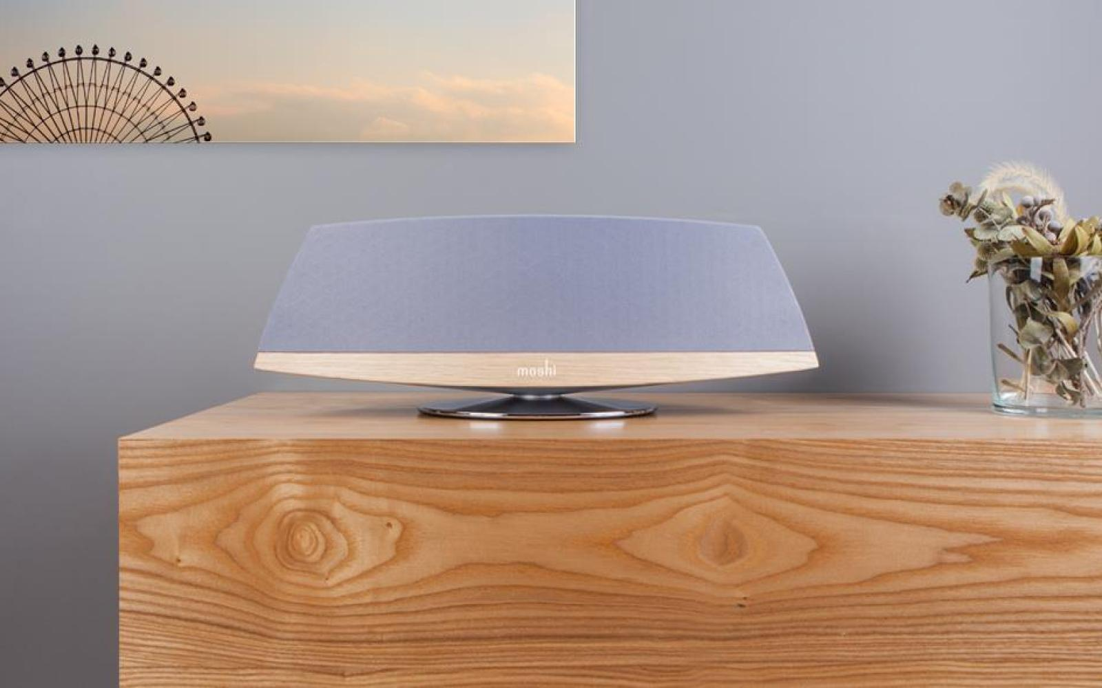 CES 2015: Moshi launches chic new AirPlay speaker Spatia