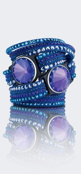Swarovski Shine Violet Slake