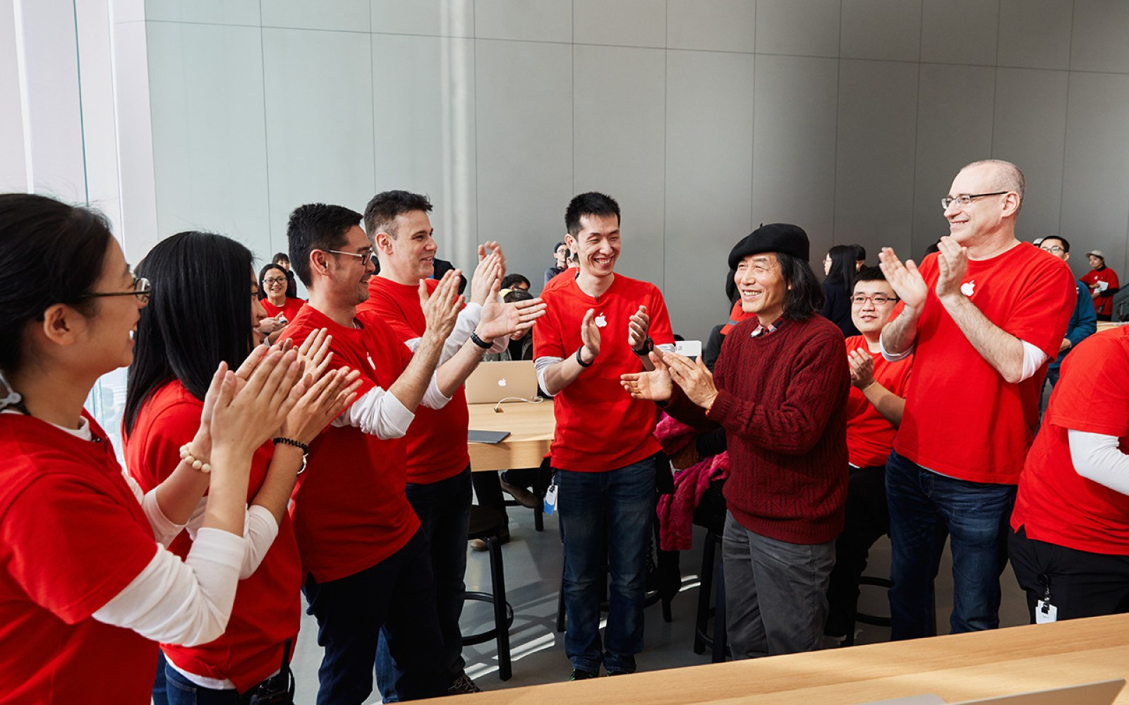 Apple to open its second retail store in Hangzhou, China on April 24