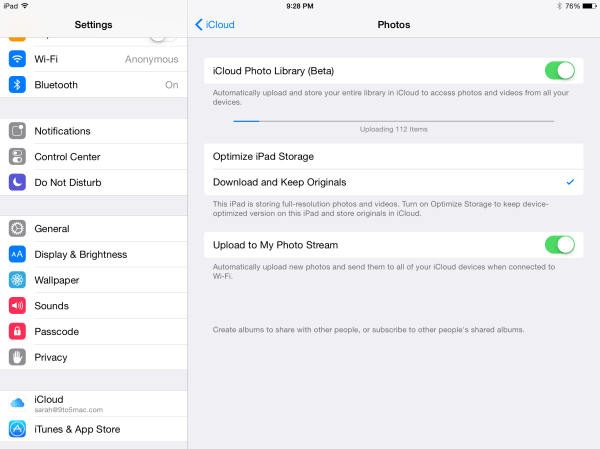 How-To: Upload your photos into iCloud Photo Library from ...