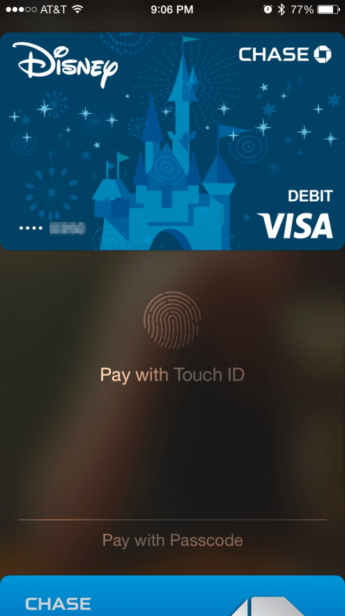 Apple Pay screenshot 2