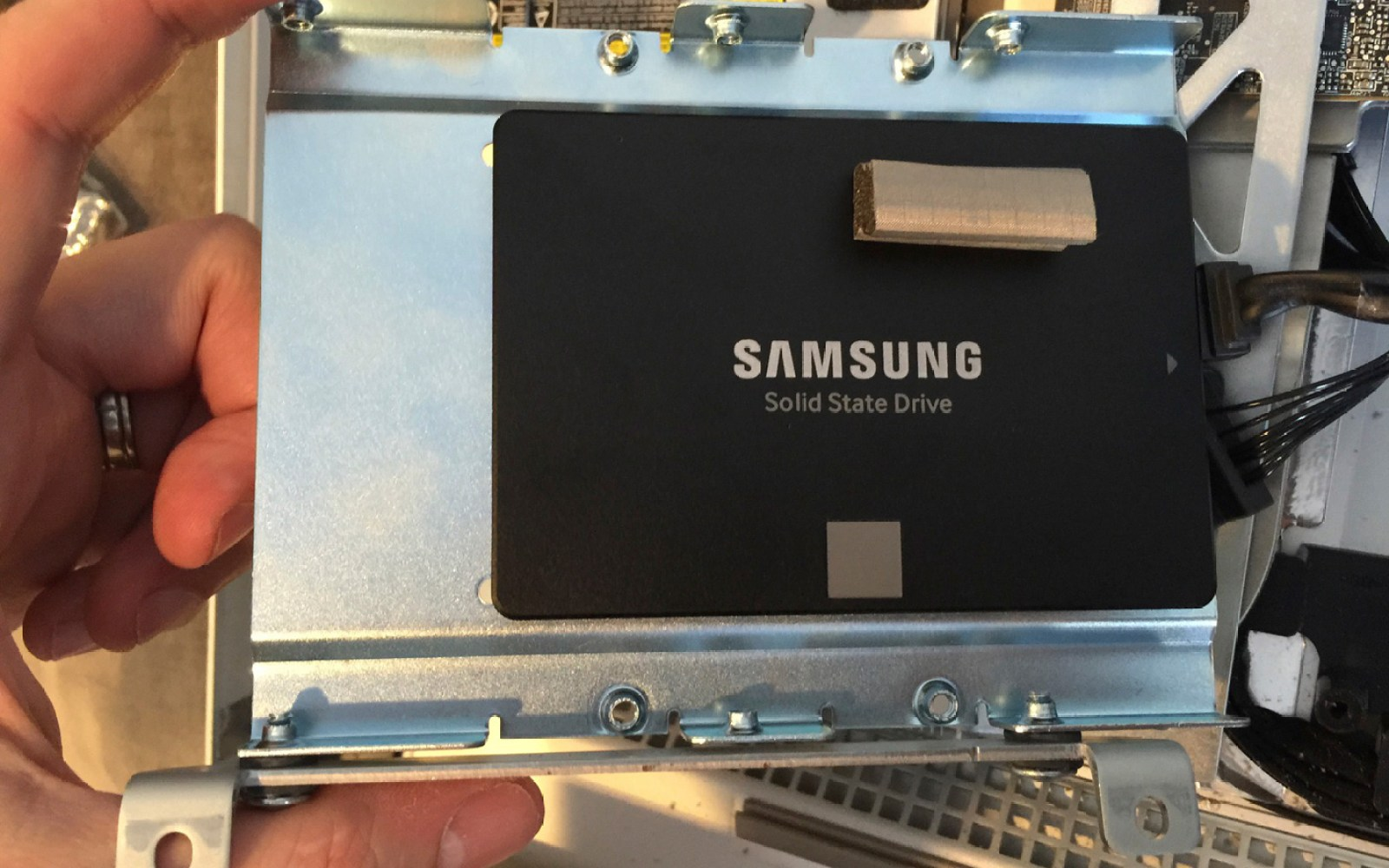 How-To: Now's the right time to swap your old iMac's hard drive for a fast new SSD
