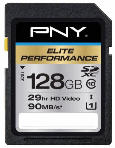 pny-elite-129gb-sdxc