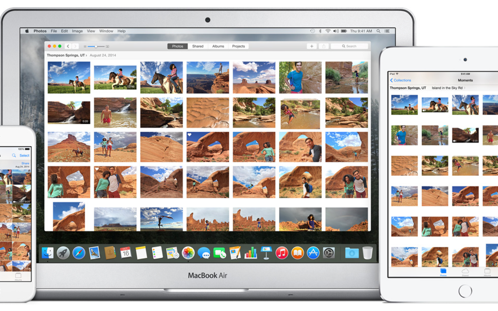 Apple releases first OS X 10.10.3 Public Beta with new Photos app