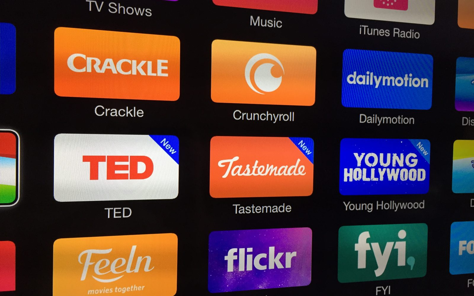 Apple Adds Ted Talks Tastemade And Young Hollywood Apps