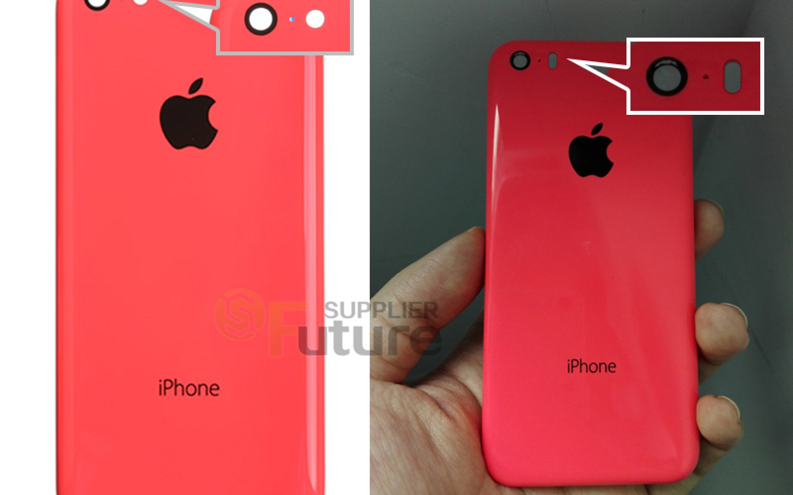 Claimed 'iPhone 6C' rear shell leaks, lends further credence to rumors of new 4-inch model