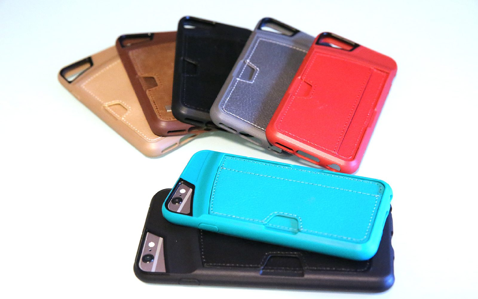 best sneakers 3ba66 a7c76 Review: CM4's iPhone 6 and 6 Plus Q Card Cases are high-class ...