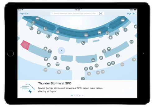 Apple IBM Passenger Care