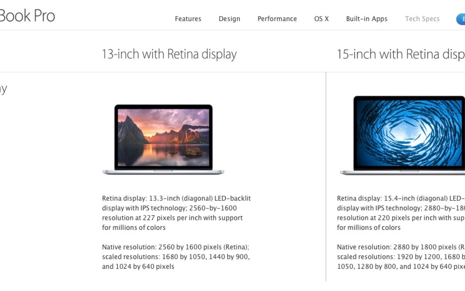 How-To: Decode Apple's Tech Specs pages before buying a new
