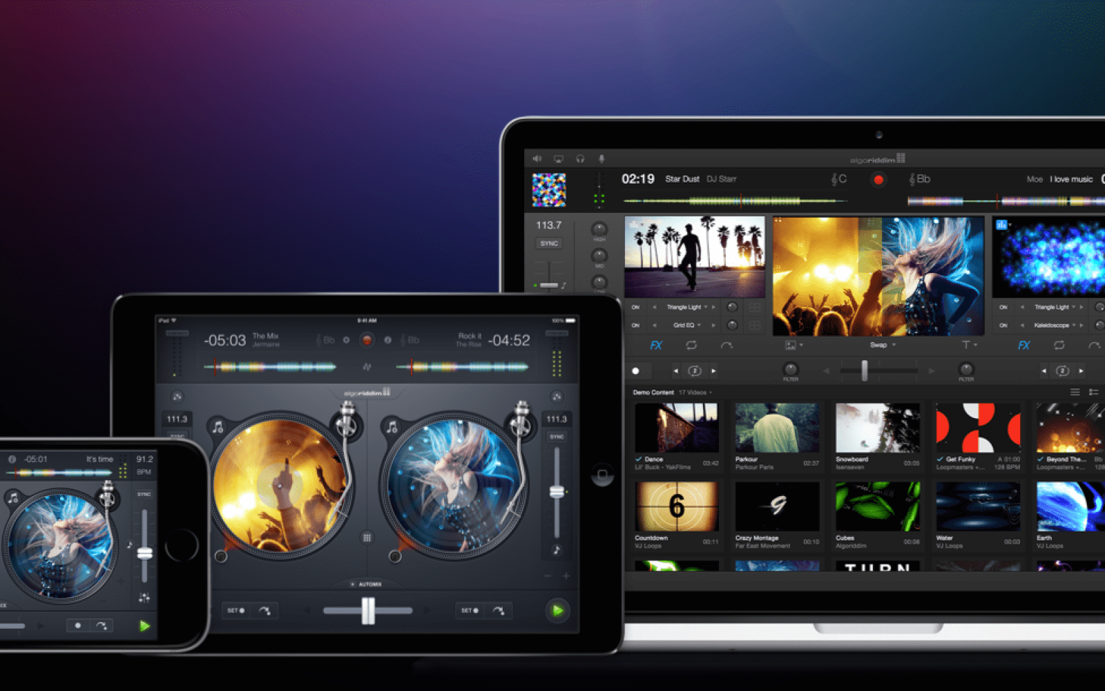 djay unveils an Apple Watch remote mixer, djay Pro for Mac gains Pioneer DJ support + video features