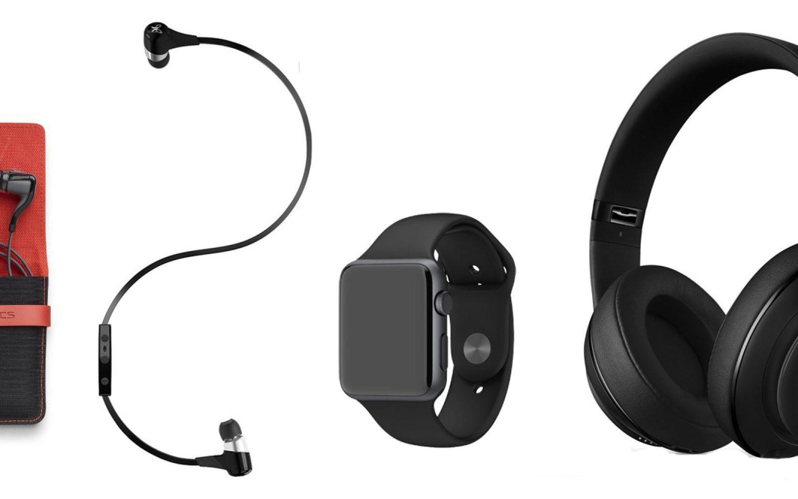 The best Apple Watch headphones and earphones - 9to5Mac