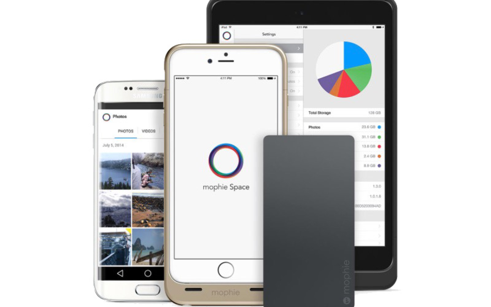 Mophie announces Space Packs for iPad mini, iPhone 6 and 6 Plus, universal SpaceStation