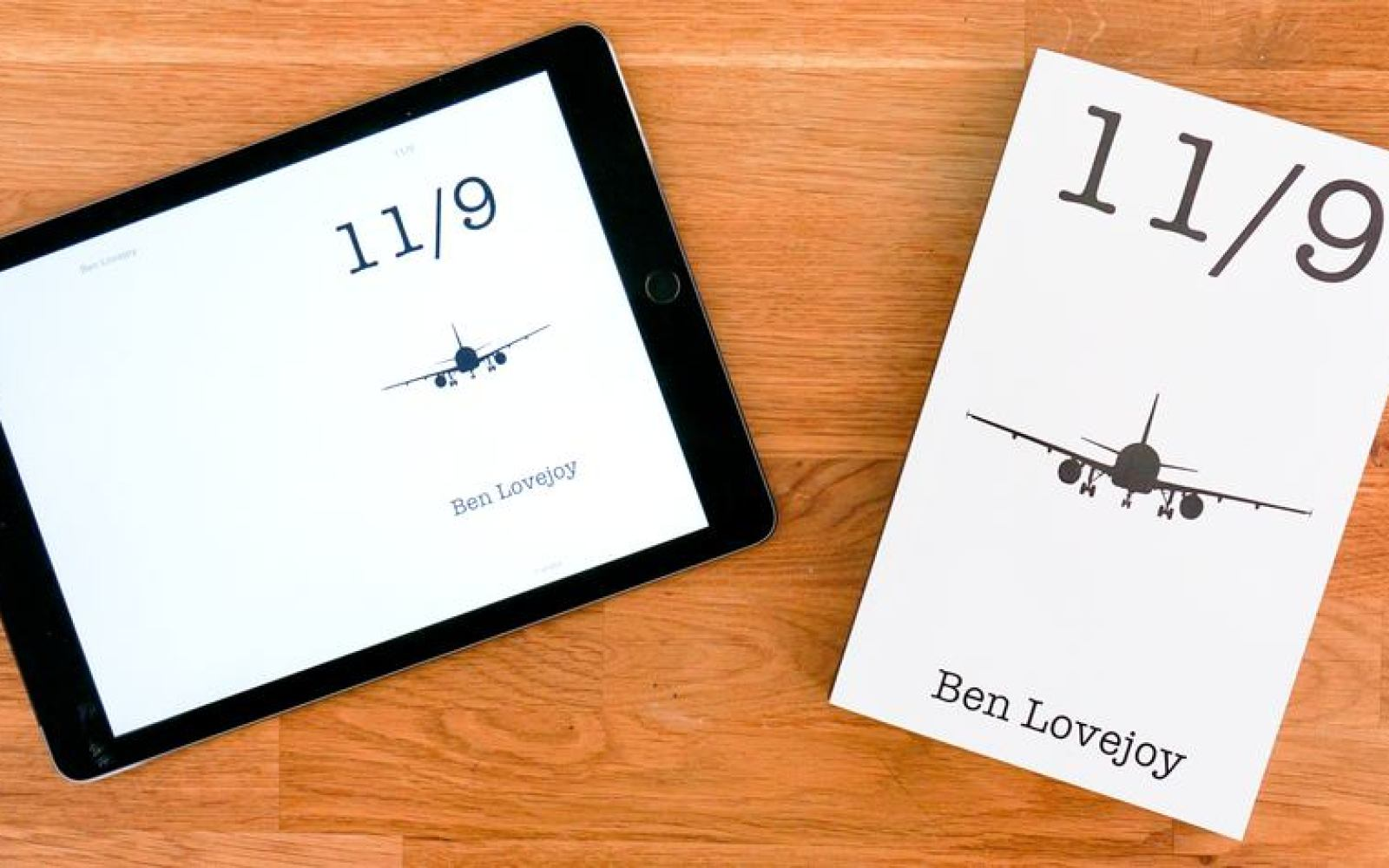 Feature: Why I edited a novel on an iPad (and why I Kickstarted it afterwards)