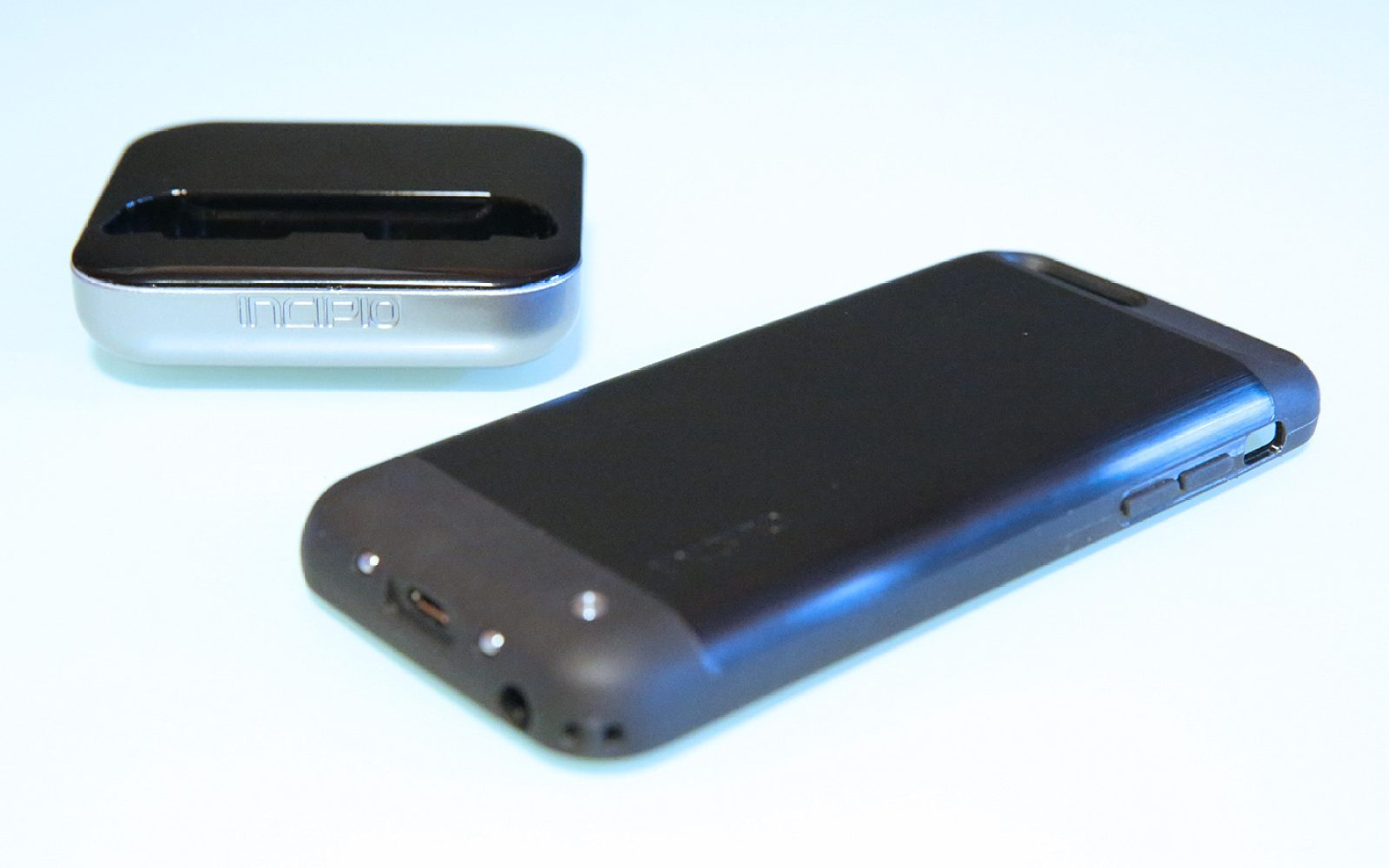 new styles 3ff90 8e53d Review: Incipio's offGRID Shine expands iPhone 6 battery cases with ...
