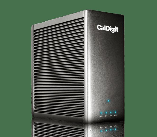 CalDigit T4 nano