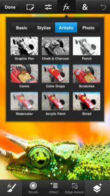 Adobe Photoshop Touch 3