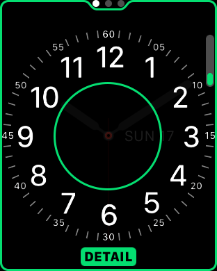 Apple Watch faces 4