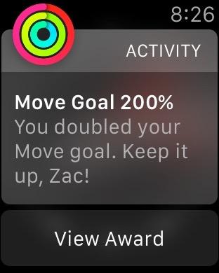 Apple Watch Fitness 3