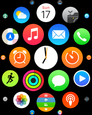 Apple Watch Honeycomb 1