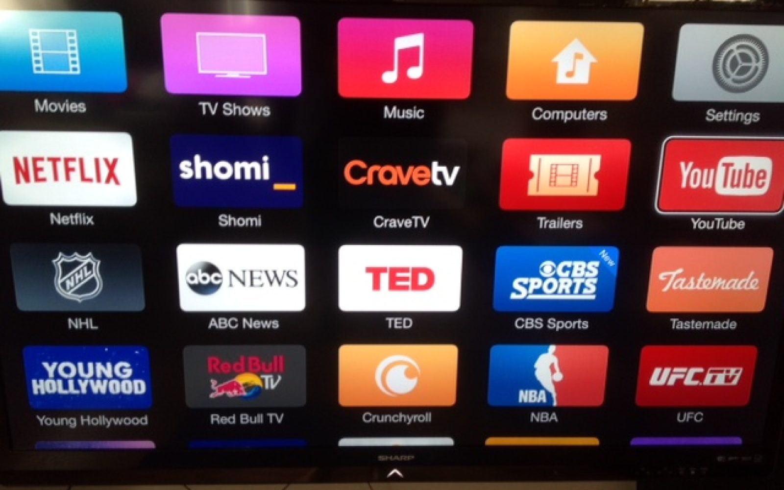 Apple TV users get Bell's CraveTV & Rogers' Shomi services