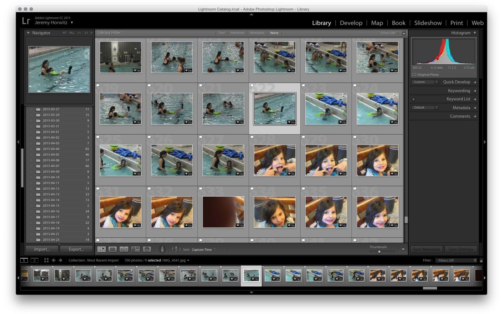 Review: Adobe's Lightroom CC + 6 let photographers transition from Aperture, gain new editing tools