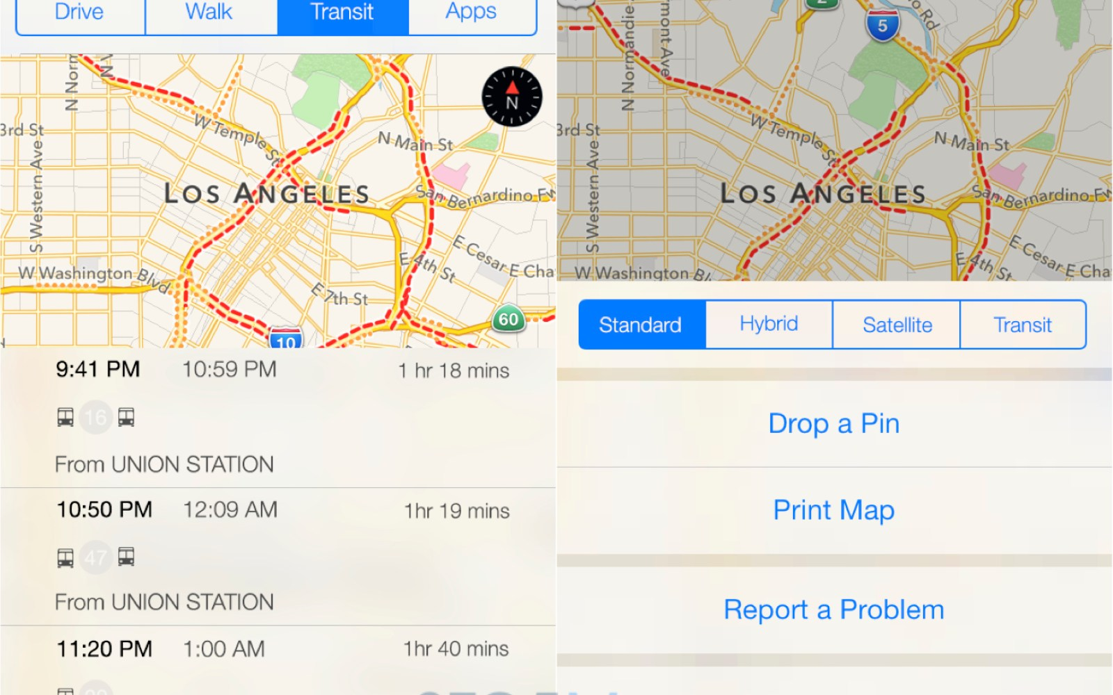 Apple readies Transit subway, train + bus guides for iOS 9 Maps, deploys robots for indoor mapping