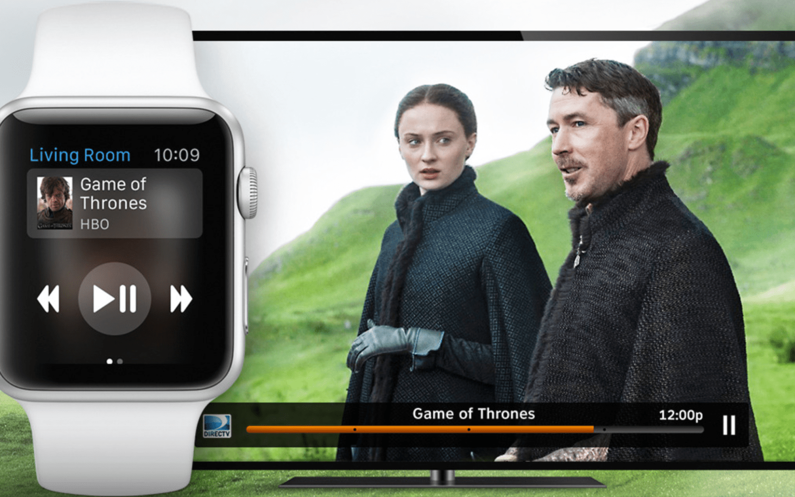DirecTV app updated w/ support for using Apple Watch as a remote