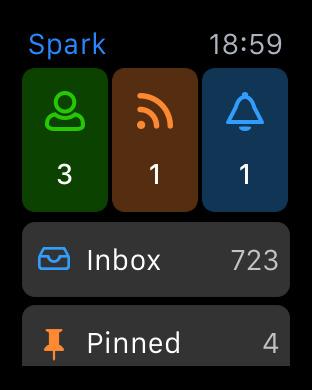 Spark Apple Watch 18