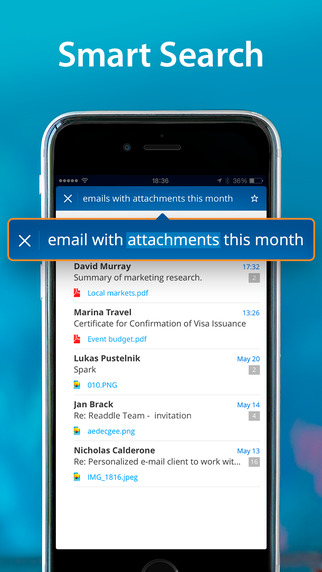 Readdle debuts Spark, a highly customizable email app for