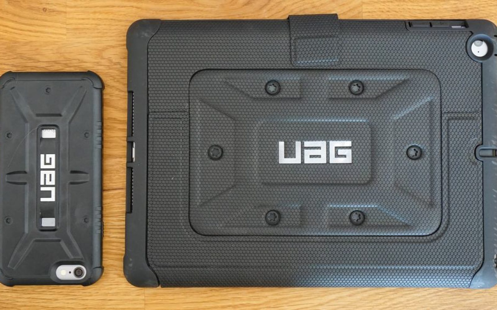 wholesale dealer 16bd8 39888 Review: Urban Armor Gear, the military-spec iPhone & iPad cases ...