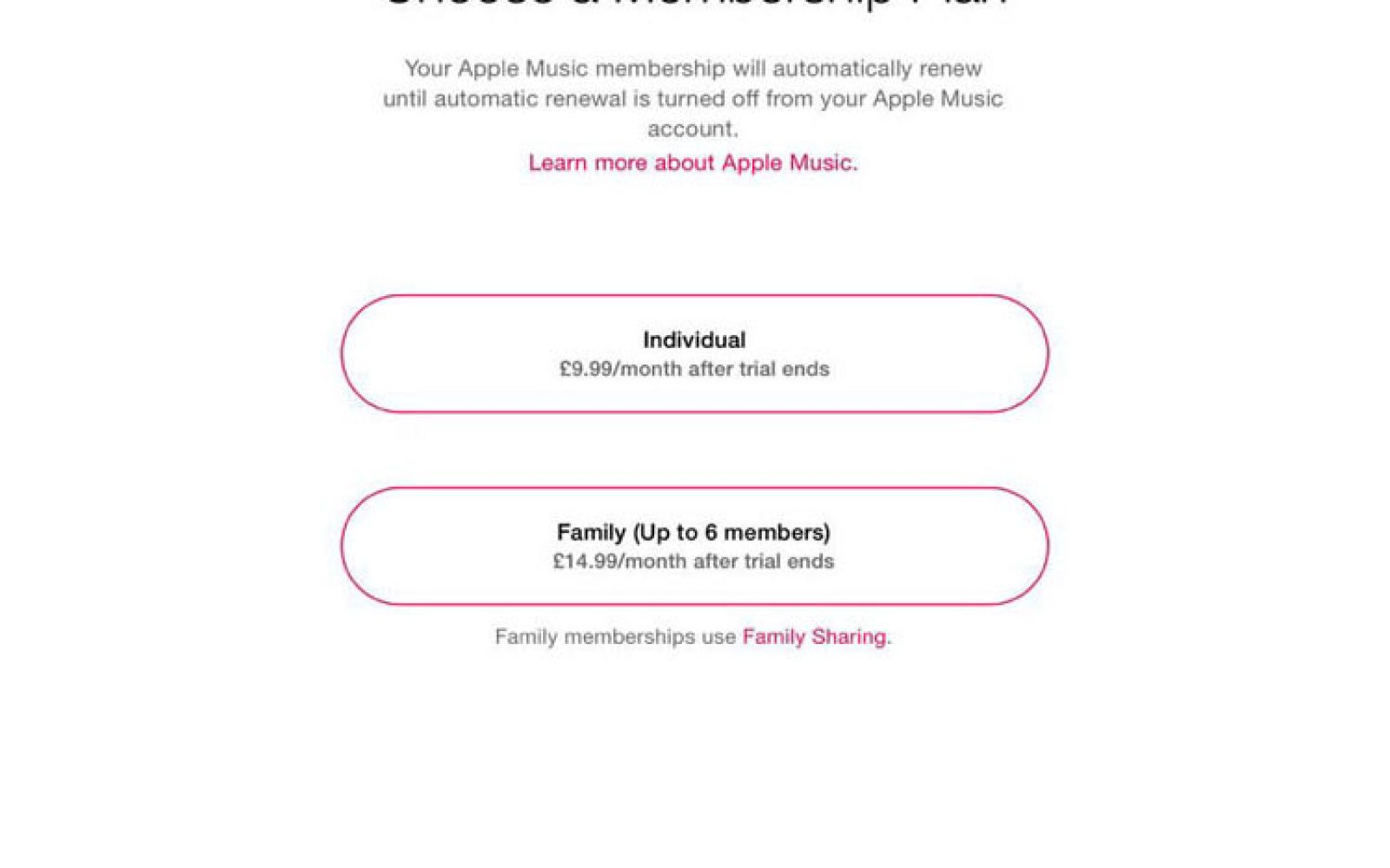 IOS 84 Beta Appears To Confirm European Apple Music Pricing Of