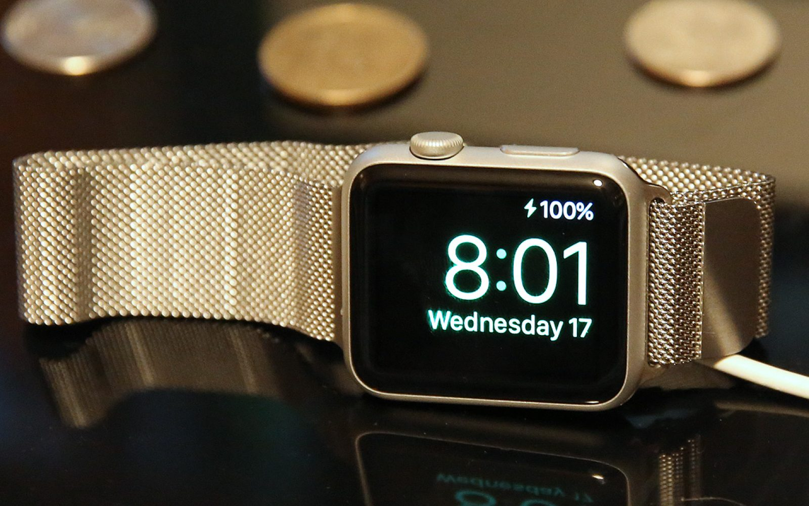 Opinion: Three things Apple Watch's Nightstand mode should