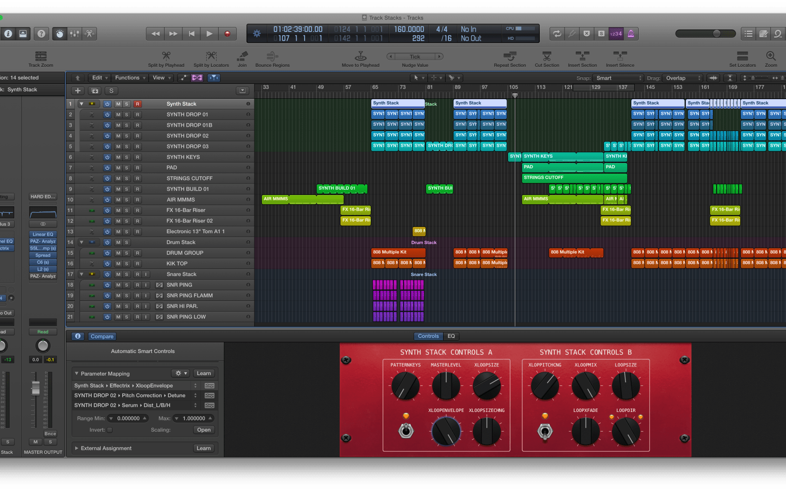 The Logic Pros: How to create multi-layered synth patches